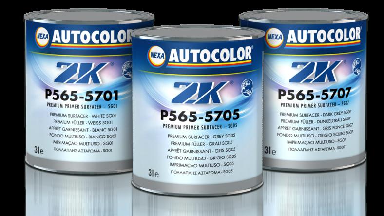 2K Premium Füller P565-570X