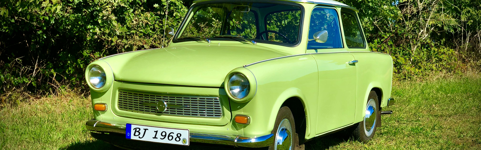Trabant Headder
